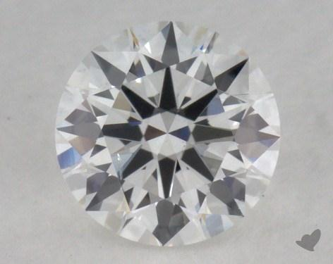 0.73 Carat G-SI1 Excellent Cut Round Diamond