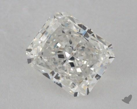 0.82 Carat G-VS2 Radiant Cut Diamond