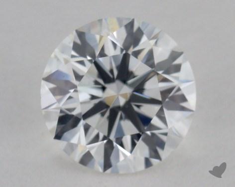 1.33 Carat G-VS2 Ideal Cut Round Diamond