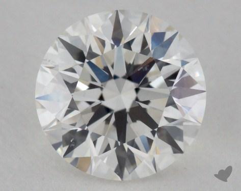 1.00 Carat H-VS2 Ideal Cut Round Diamond