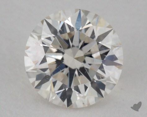 0.78 Carat J-SI2 Ideal Cut Round Diamond