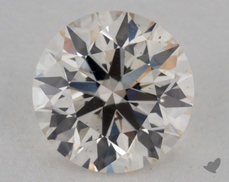 1.03 Carat J-VS2 Excellent Cut Round Diamond