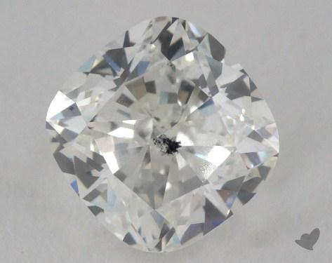 1.04 Carat H-SI2 Cushion Cut Diamond