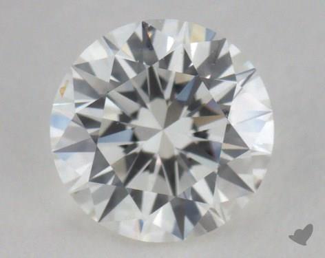 0.50 Carat H-VS2 Excellent Cut Round Diamond