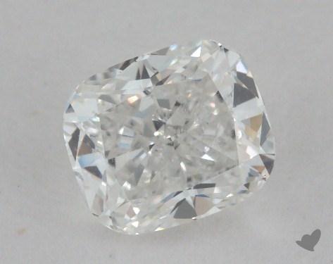 0.90 Carat G-IF Cushion Cut Diamond