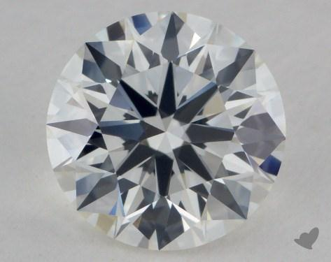 1.70 Carat I-VVS2 Very Good Cut Round Diamond