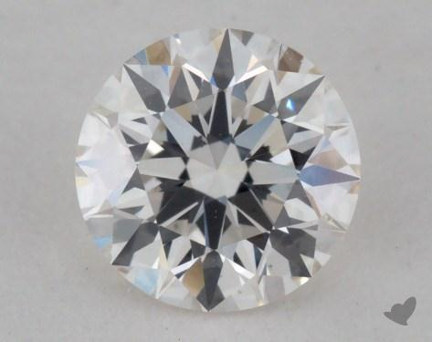 0.50 Carat G-VS1 Excellent Cut Round Diamond