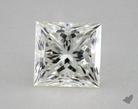 1.25 Carat H-VS1 Very Good Cut Princess Diamond