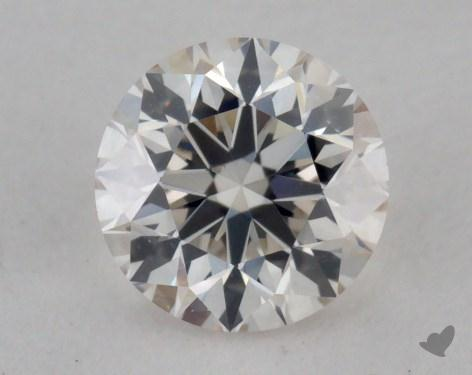 0.40 Carat I-VS1 Very Good Cut Round Diamond