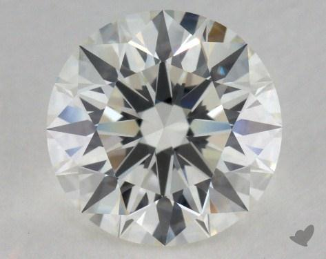 2.03 Carat J-VS1 Excellent Cut Round Diamond