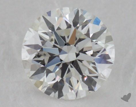 0.76 Carat G-SI2 Excellent Cut Round Diamond