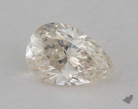 0.71 Carat K-VS2 Pear Shape Diamond