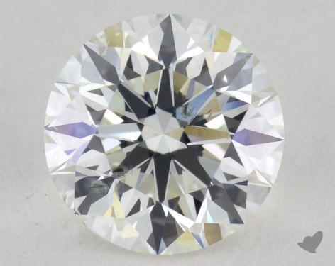 1.70 Carat H-SI1 Excellent Cut Round Diamond