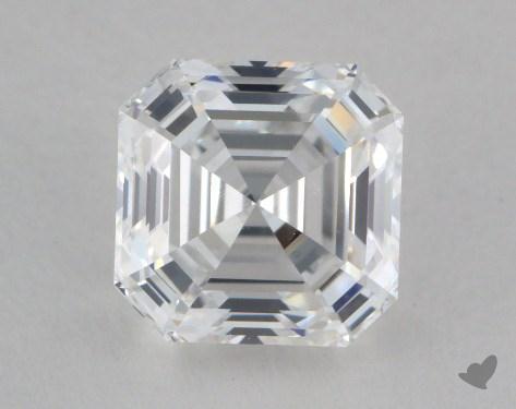 1.20 Carat E-VS1 Asscher Cut Diamond