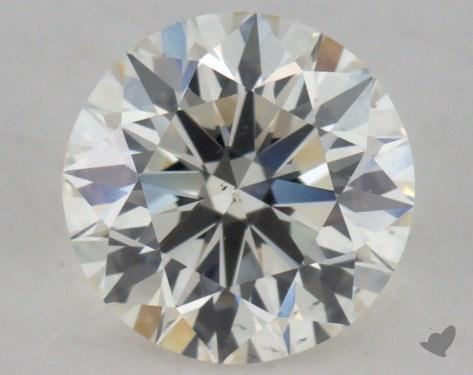 0.80 Carat J-VS2 Excellent Cut Round Diamond