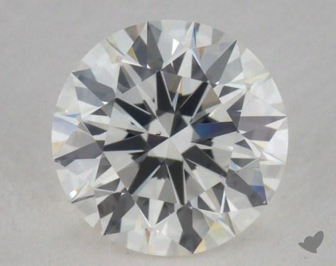 0.90 Carat H-VS2 True Hearts<sup>TM</sup> Ideal Diamond