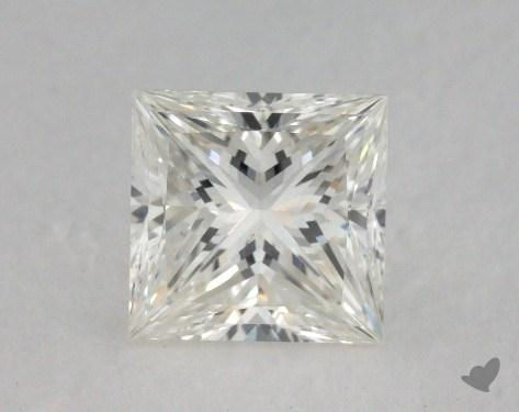 1.53 Carat J-VS2 Princess Cut Diamond