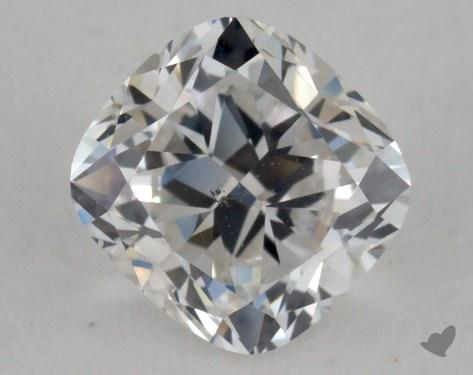 0.60 Carat F-SI2 Cushion Cut Diamond
