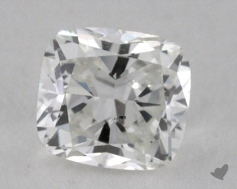 0.61 Carat G-SI1 Cushion Cut Diamond