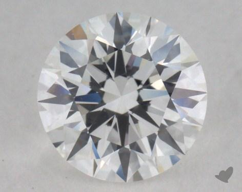 0.60 Carat E-VS1 Excellent Cut Round Diamond