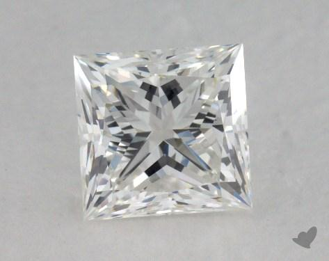 1.05 Carat H-VVS1 Ideal Cut Princess Diamond