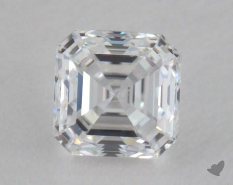 0.50 Carat D-VVS1 Asscher Cut Diamond