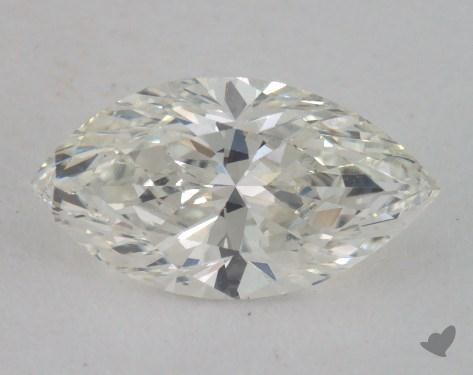 0.85 Carat H-VS1 Marquise Cut Diamond