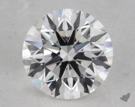 0.53 Carat E-SI2 Excellent Cut Round Diamond