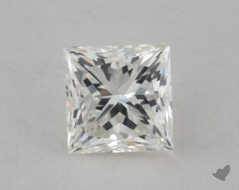 0.70 Carat J-SI1 Very Good Cut Princess Diamond
