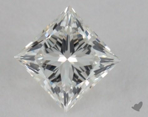 0.71 Carat I-SI1 Ideal Cut Princess Diamond