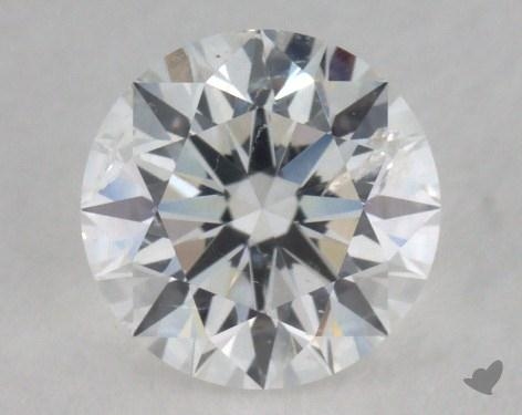 0.91 Carat G-SI2 Excellent Cut Round Diamond