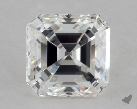 1.51 Carat H-VVS2 Asscher Cut Diamond