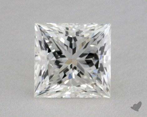 1.03 Carat F-VS1 Princess Cut  Diamond