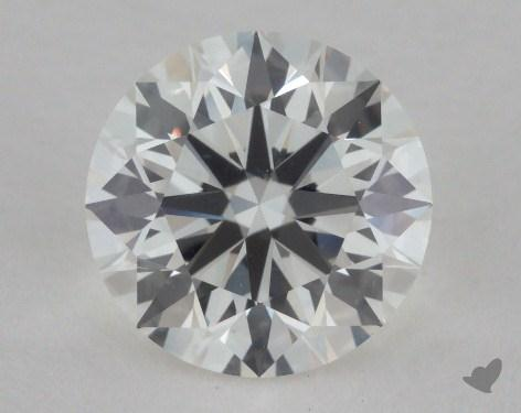 1.55 Carat H-VS2 Ideal Cut Round Diamond