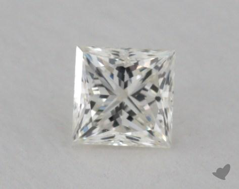 <b>0.44</b> Carat I-SI1 Princess Cut Diamond