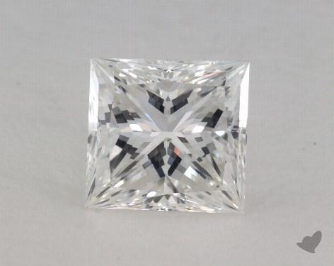 1.20 Carat G-VS2 Ideal Cut Princess Diamond