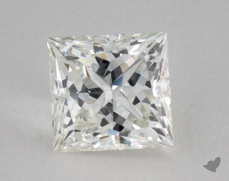 1.53 Carat I-VS1 Princess Cut Diamond