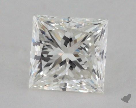 1.05 Carat H-VS2 Princess Cut  Diamond