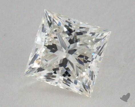 1.20 Carat H-VS1 Ideal Cut Princess Diamond