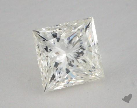 1.58 Carat I-VVS2 Very Good Cut Princess Diamond