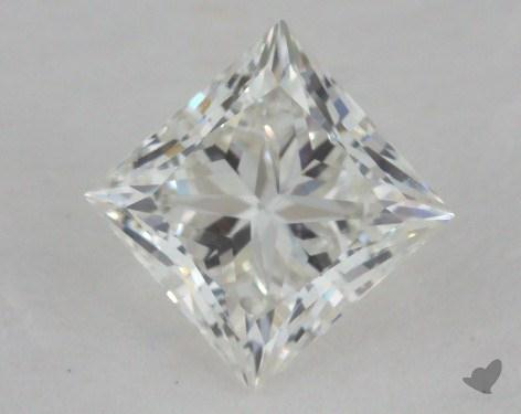 0.70 Carat H-VS1 Very Good Cut Princess Diamond
