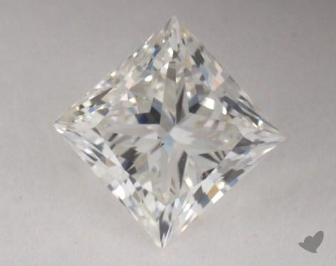 0.70 Carat H-VS2 Ideal Cut Princess Diamond