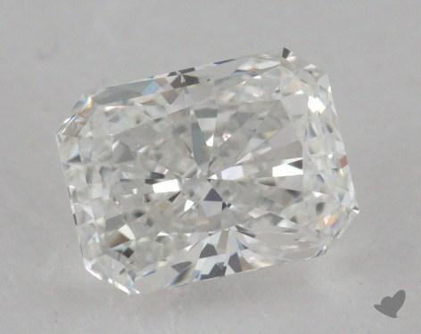 0.70 Carat G-VS2 Radiant Cut Diamond