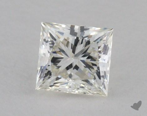0.71 Carat I-VS2 Princess Cut  Diamond