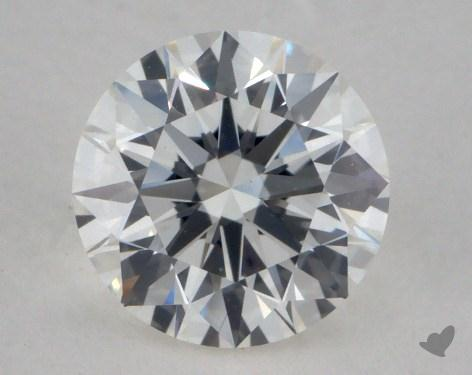 0.84 Carat H-VS1 True Hearts<sup>TM</sup> Ideal Diamond