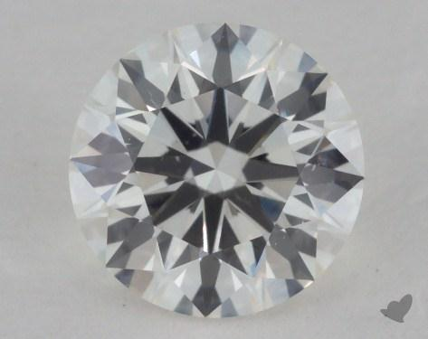 0.88 Carat H-VS2 True Hearts<sup>TM</sup> Ideal Diamond