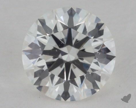 0.88 Carat H-VS2 True Hearts<sup>TM</sup> Ideal Diamond