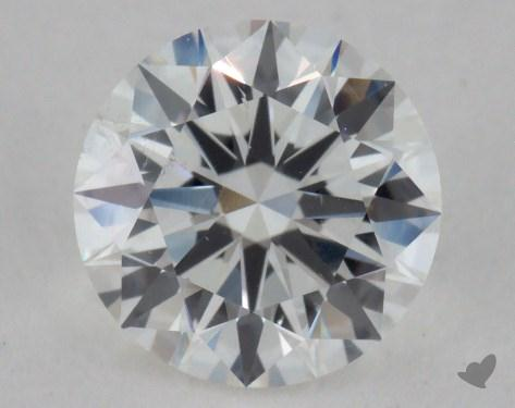 0.92 Carat G-SI1  True Hearts<sup>TM</sup> Ideal  Diamond