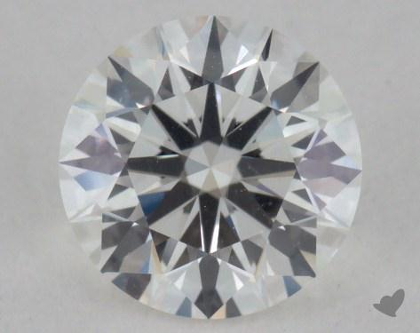 0.95 Carat H-SI1 True Hearts<sup>TM</sup> Ideal Diamond