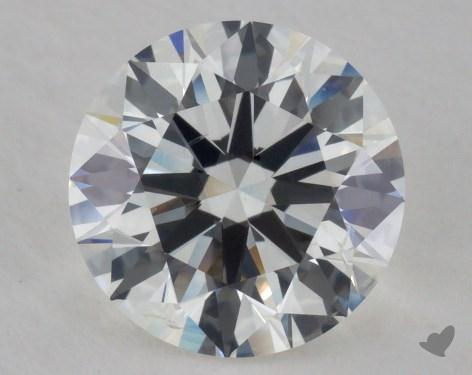 1.71 Carat I-SI2 Ideal Cut Round Diamond